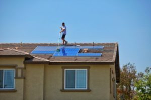 Solar panel cleaning Temecula, CA